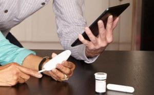 Diabete sempre sotto controllo con lo smartphone