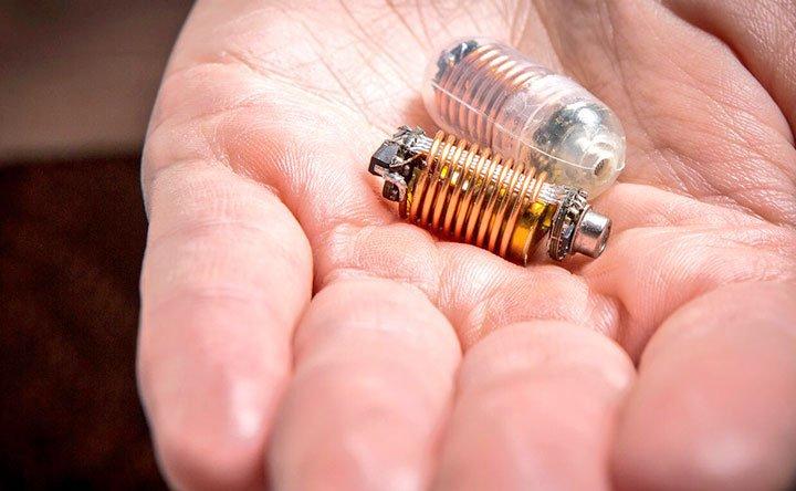 Sensore deglutibile per rilevare i misteri della salute intestinale