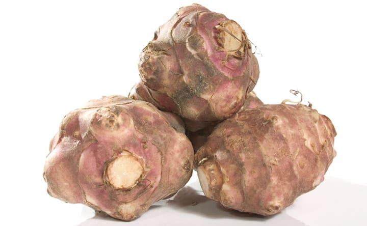 Topinambur: riequilibra la flora intestinale batterica