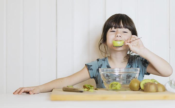 Come prendersi cura dell'intestino dei bambini