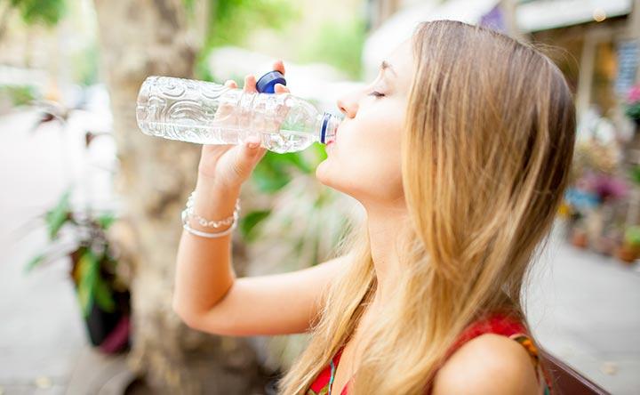 Presenza di plastica nell'intestino umano, lo studio