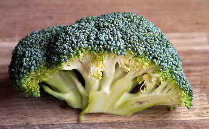 Intestino più sano con i broccoli