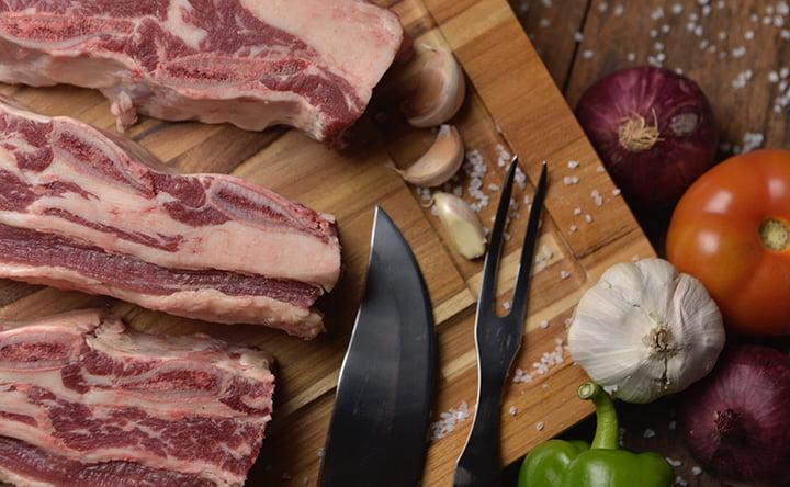 Restare in salute senza rinunciare alla carne: la versione australiana della dieta mediterranea